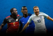 FIFA World Cup 2018 Quarter Finals - InsideSport
