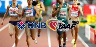 IAAF announces