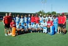 National hockey team captain PR Sreejesh has said that the latest surge