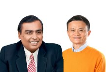 Jack ma, Mukesh Ambani, Mukesh Ambani, indian super league, jack ma, Asia's Richest