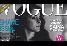 vogue,Vogue magazine,BWF Badminton World Championships,Saina Nehwal on vogue cover,Saina Nehwal