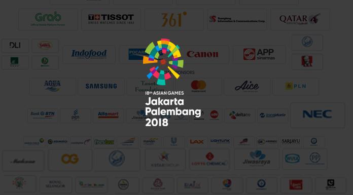 asian games 2018 jakarta and palembang, Sports Business News, Asian Games 2018, Asian Games 2018 sponsors, 2018 Asian Games sponsorship deal