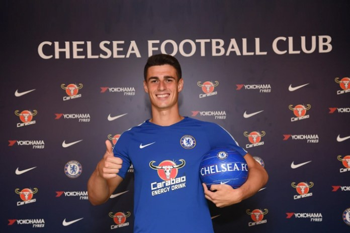 Kepa becomes the world's most expensive goalkeeper after signing with Chelsea