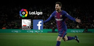 la liga broadcast in india 2018-19,la liga tv rights distribution india 2018-19,la liga telecast in india 2018-19,la liga facebook deal,sony pictures networks india facebook