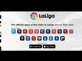 laliga india,18 laliga clubs to launch apps,laliga clubs,laliga india santander,la liga broadcast in india