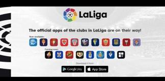 laliga india,18 laliga clubs to launch apps,laliga clubs,laliga india santander,la liga broadcast in india