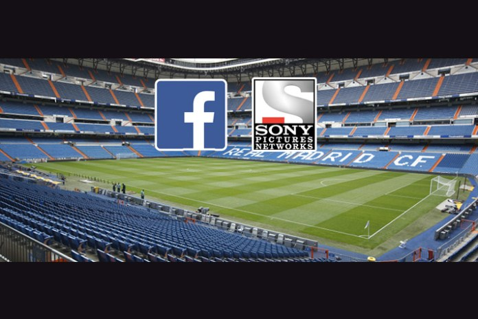 Sony Facebook La Liga India,La liga India Broadcast Rights,Sony Picture and Facebook Deal,Sony Pictures Network Deal With Facebook,La liga Facebook deal India