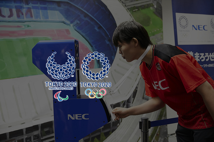 Tokyo 2020, Tokyo Olympics, olympics 2020, olympic news, nec corporation