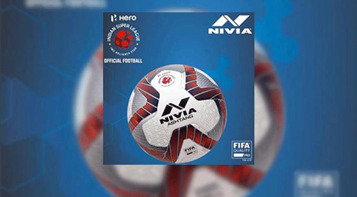 ISL 2018, indian super league ball partner, indian super league Nivia, nivia ball partner ISL, ISL 2018 news