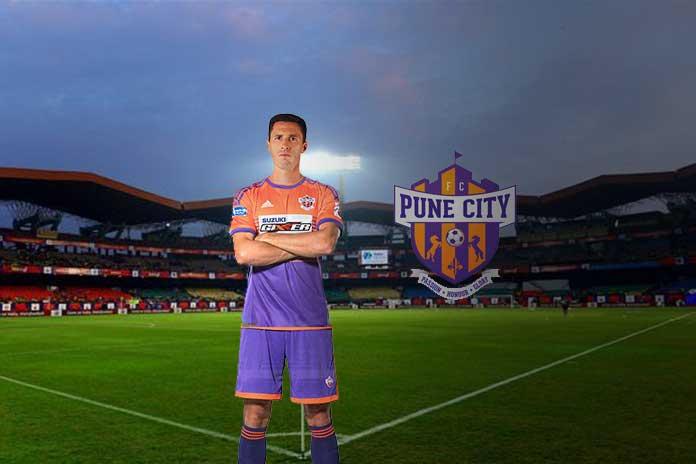 Indian Super League,FC Pune City,Pune City Martin Diaz,fc pune ISL,Indian super league