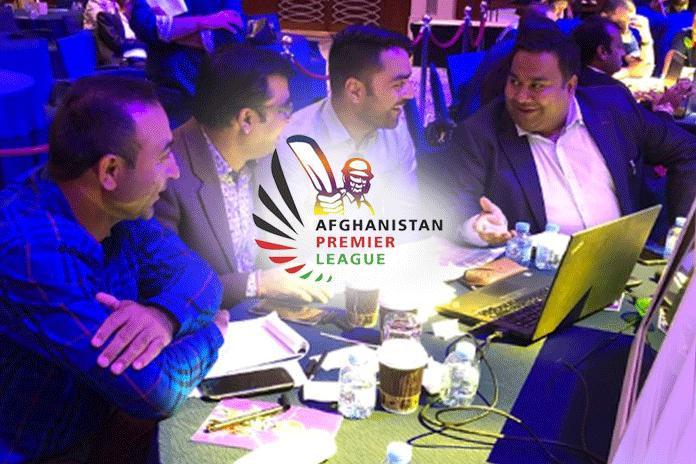 Afghanistan Premier League Player Draft