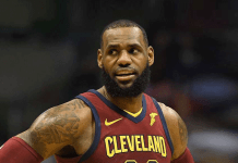 NBA franchisee Cleveland Cavaliers,Quicken Loans Arena capacity,LeBron James exit,National Basketball Association's (NBA),LeBron James
