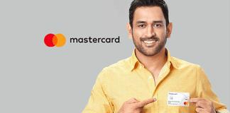 Mastercard brand ambassador Mahendra Singh Dhoni,Mahendra Singh Dhoni brand ambassador,MS Dhoni run Mastercard Digital campaign,mastercard Less Cash India MS Dhoni,Indian Cricketer mahendra singh dhoni