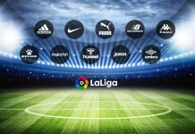 LaLiga Kit Sponsors,laliga clubs kit sponsorship,laliga clubs kit sponsorship deal,LaLiga,most expensive kit sponsorship deal