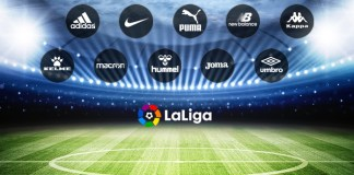 LaLiga Kit Sponsors,laliga clubs kit sponsorship,laliga clubs kit sponsorship deal,LaLiga,most expensive kit sponsorship deal