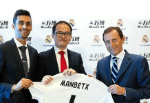 Real Madrid announces ManBetX as regional sponsor in Asia