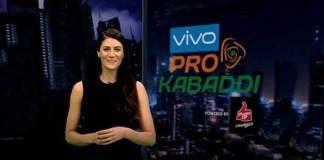 Pro Kabaddi Stephanie Rice,Stephanie Rice Kabaddi expert panel,Pro Kabaddi league season 6,pkl season 6,Pro Kabaddi league 2018