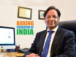 Ajay Singh AIBA election,BFI president Ajay Singh,Boxing Federation of India,AIBA Elections,Boxing Federation of India President Ajay Singh