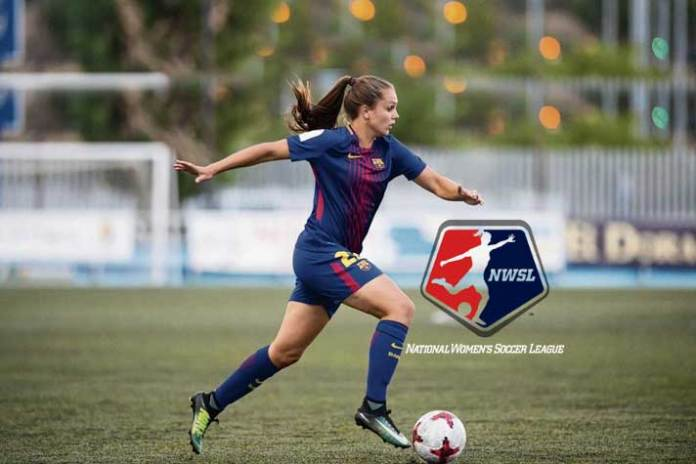 Spanish football giants,FC Barcelona United States expansion,North America's National Women's Soccer League,United States expansion NWSL,NWSL FC Barcelona