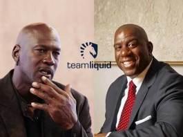 Basketball legend Michael Jordan,Michael Jordan Basketball,Michael Jordan esports investment,esports aXiomatic,Michael Jordan aXiomatic esports