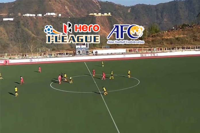 I-League AFC Award,AFC best developing football league of the year,I-League Premier Football League,all india football federation,indian super league