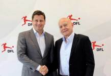 dfl invests in Track160,israeli startup Track160,German Football League DFL,dfl for equity,bundesliga