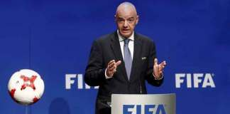 FIFA World Cup 2022,World Cup 2022 expansion,Gianni Infantino FIFA,FIFA 2022 World Cup teams,Qatar FIFA World Cup 2022