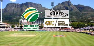 global sports commerce,cricket south africa,south african t20 league,mzansi super league t20,mzansi super league T20