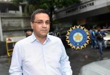 Rahul Johri on his way out from BCCI