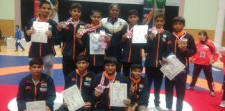 Indian wrestlers,Asian Under-15 Girls Championships,Asian Under-15 Girls Championships medals,Indian wrestling Asian Under-15 Girls Championships,medal winners Asian Under-15 Girls Championships