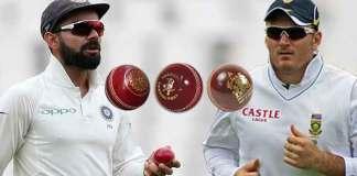 Kookaburra Balls,SG Balls Test Cricket,Board for Control for Cricket in India,Virat Kohli Test Cricket,Duke Test Balls