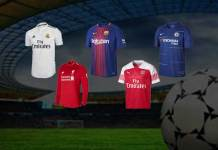 Football Kit Sponsorships Deals,Worlds Top Sponsorship Deals,world's top 10 footabll kit sponsorships,Top 10 kit sponsorship Deals,Adidas top 10 sponsorship deal