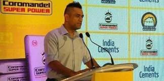 Mahendra Singh Dhoni India Cement,India Cement MS Dhoni,India Cement VP Marketing,MS Dhoni VP Marketing,Indian Premier League Chennai Super Kings
