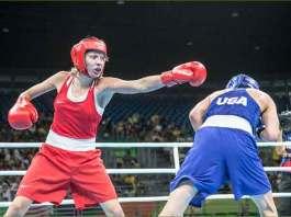 AIBA Women's World Championships,AIBA Women's Boxing Championships,Women's Boxing Championships,Russian boxer Anastasiia Beliakova,Beliakova eyes Women's World Championships