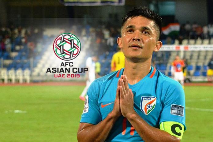 AFC Asian Cup,AFC Asian Cup 2019,Bundesliga,Indian football team,Sunil Chhetri