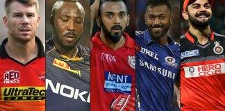 IPL Moneyball,IPL 2019,IPL 2019 Top 10 Players,Top 10 IPL 2019 Players,Indian Premier League