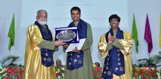 Pullela Gopichand,ITT Kanpur,Pullela Gopichand Doctorate honor,ISRO chairman,Gopichand Doctorate honor