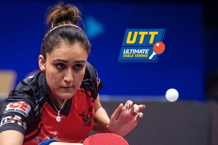 UTT: Manika Batra to play for Kolkata; Kamal goes to Chennai