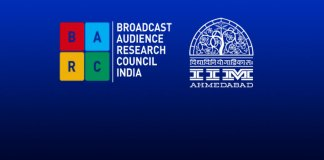 BARC,BARC India,BARC Rating,Broadcast Audience Research Council of India,Ahmedabad (IIM-A)
