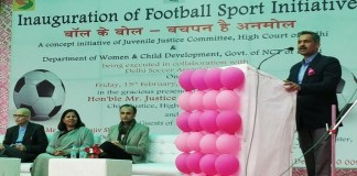 Football Delhi,Juvenile Homes Football League,Juvenile Football Programme,AU Small Finance Bank,Sports Business News India