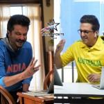 Anil Kapoor,Jaaved Jaaferi,Star Sports,India vs Australia ODI series,Sports Business News