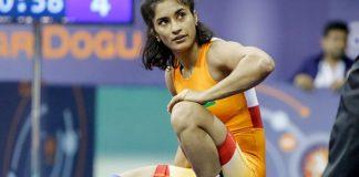 Vinesh Phogat,Tokyo 2020 Olympics,Indian Wrestling Team,Kushti India,Wrestling News India