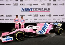 Formula 1,BWT Racing Point F1 Team,Formula 1 partnership,Racing Point F 1,Sports Business News