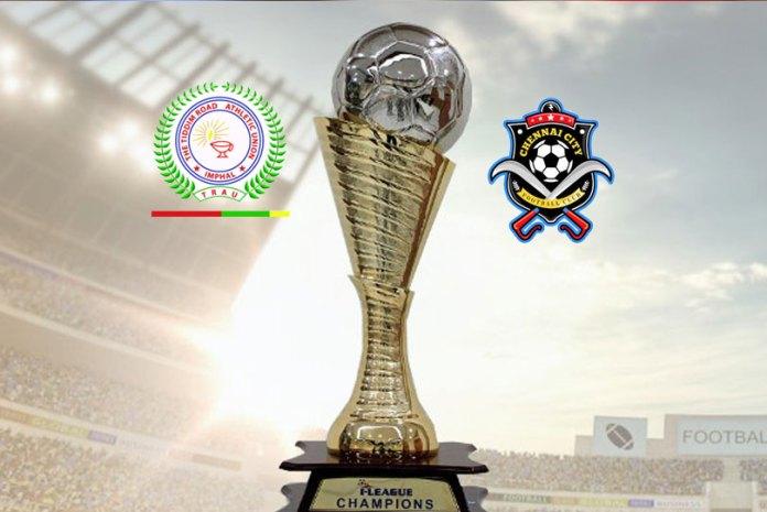 I-League LIVE,I-League LIVE Streaming,I-League LIVE telecast,TRAU FC vs Chennai City FC LIVE,I-League 2020 LIVE