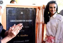PV Sindhu,PV Sindhu badminton academy,Heartfulness Institute,Sindhu badminton foundation,Sports Business News India