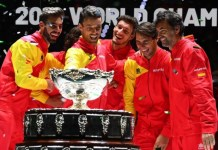 Davis Cup,Davis Cup World Group,Davis Cup World Group 1 playoff,China vs Romania Davis Cup,Coronavirus
