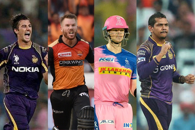 Photo of IPL 2020: Top 10 Highest-paid foreign players in IPL Moneyball
