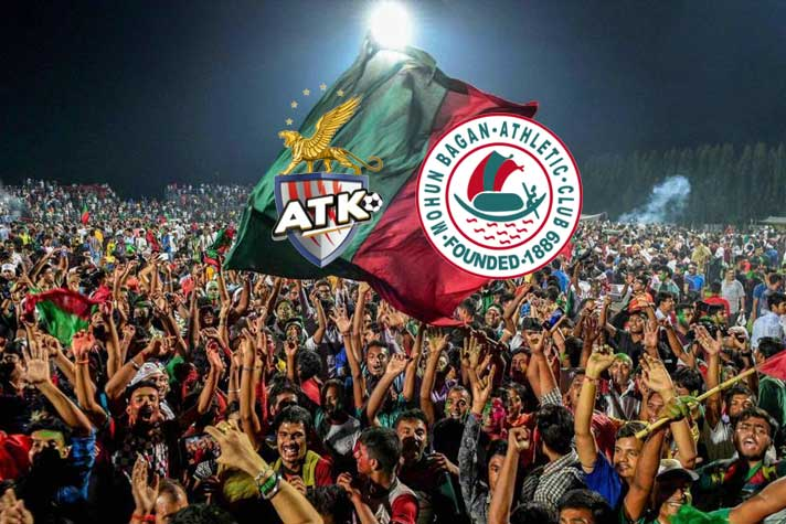 Photo of Indian Football: ATK-Mohun Bagan Private Ltd. to have five directors