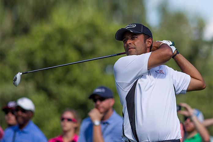 Photo of Golf: After passing COVID-19 protocols, fitter and rejuvenated Atwal set for Rocket Mortgage
