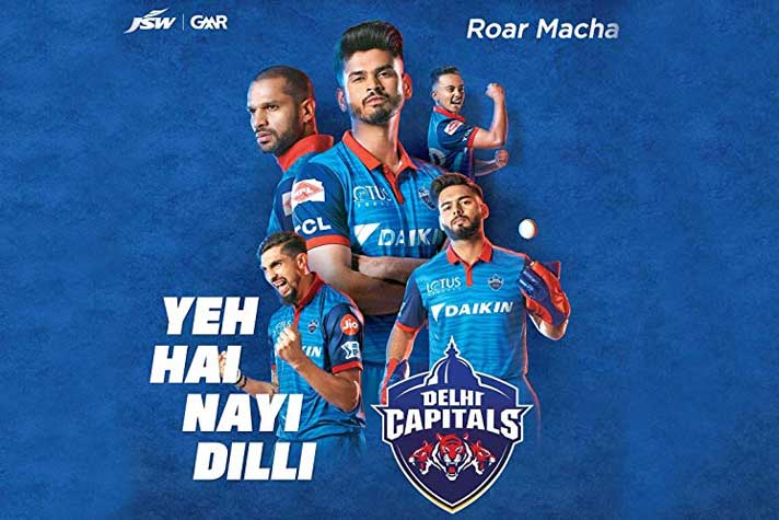 IPL 2020: IPL franchise Delhi Capitals pays amazing tribute to city of  Delhi, Check Out